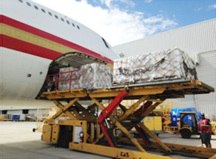 In September, World Vision responded to ACC's offer by coordinating a humanitarian airlift of essential supplies from the US to Sierra Leone, where the need was particularly great.