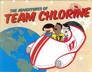 Team Chlorine Activity Book